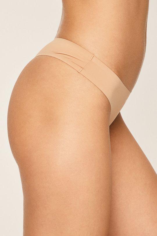 Emporio Armani - Tanga (2-pack) tělová