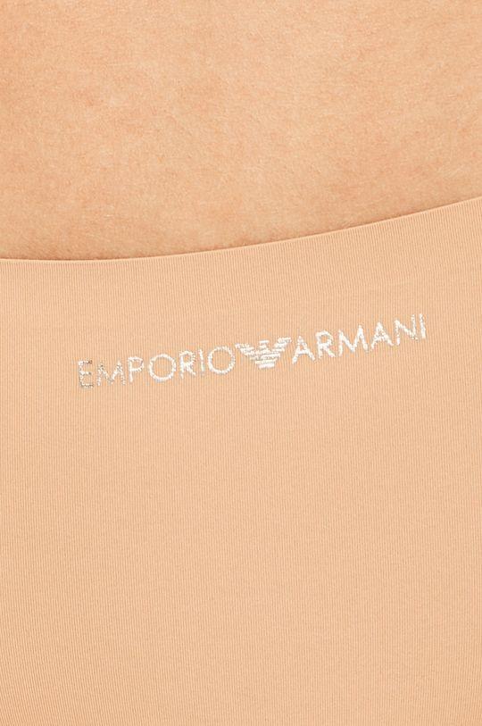Emporio Armani - Tanga (2-pack) Podšívka: 95% Bavlna, 5% Elastan Hlavní materiál: 21% Elastan, 79% Polyamid