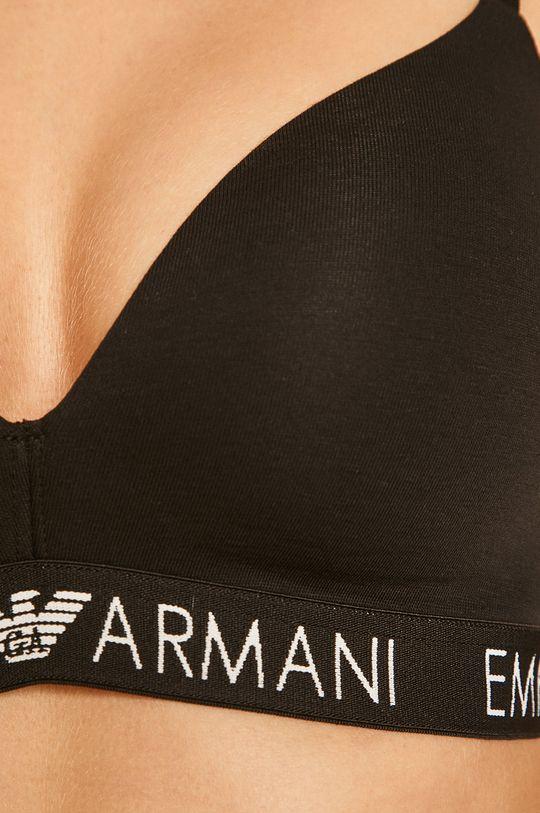 čierna Emporio Armani - Podprsenka
