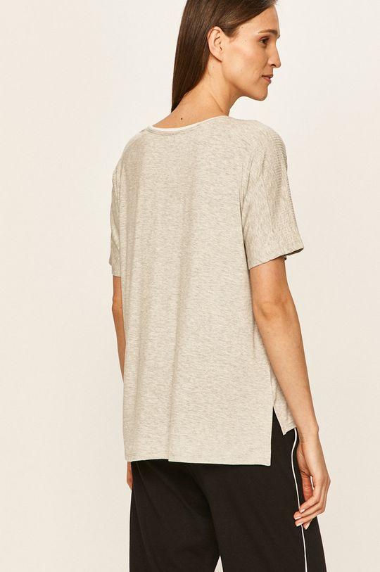 Dkny - Pyžamové tričko světle šedá