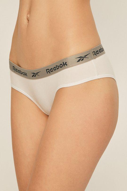 Reebok - Figi (3-pack) 95 % Bawełna, 5 % Elastan