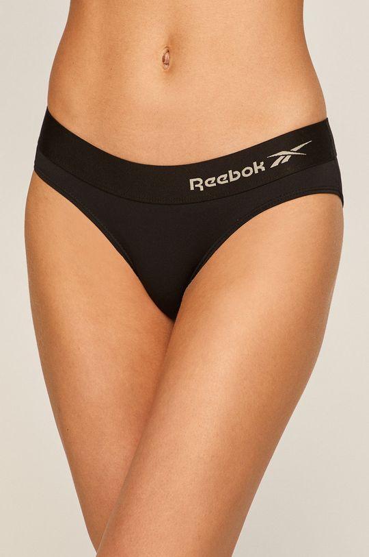 negru Reebok - Chiloti (2-pack) De femei