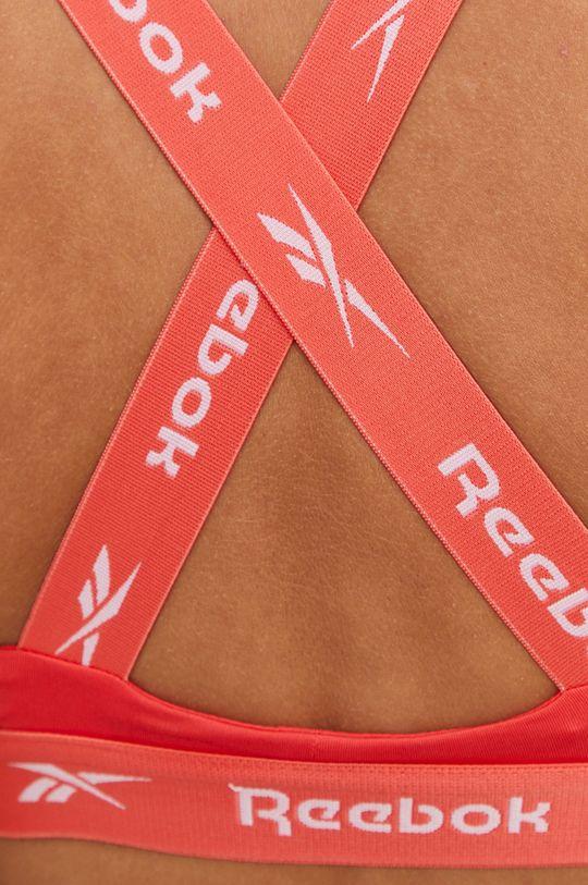 červená Reebok - Športová podprsenka