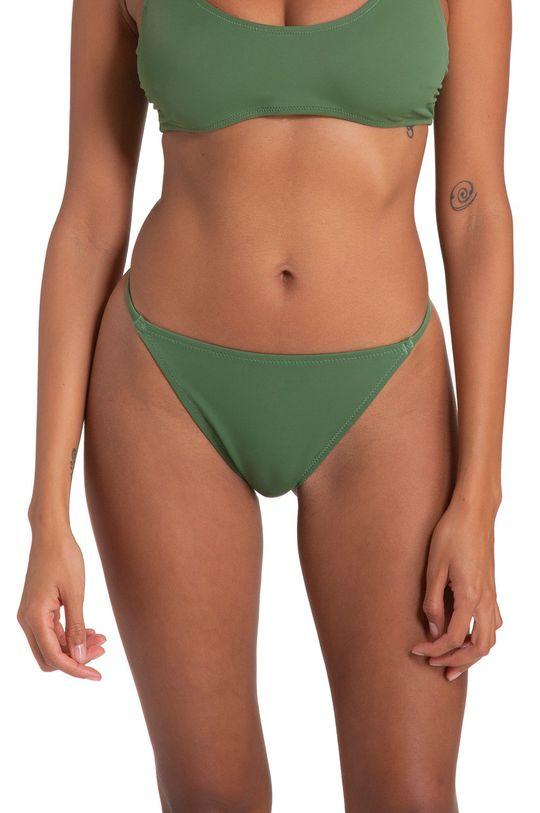 zelená Dorina - Plavkové nohavičky BILBAO Dámsky