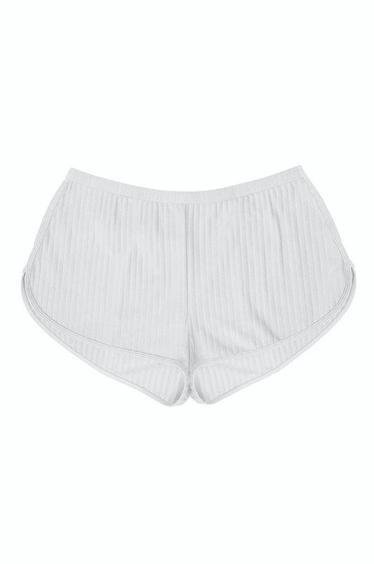 kremowy Dorina - Szorty piżamowe SILENCE