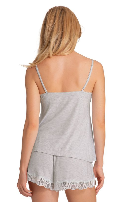 Dorina - Top piżamowy Ady 5 % Elastan, 95 % Modal