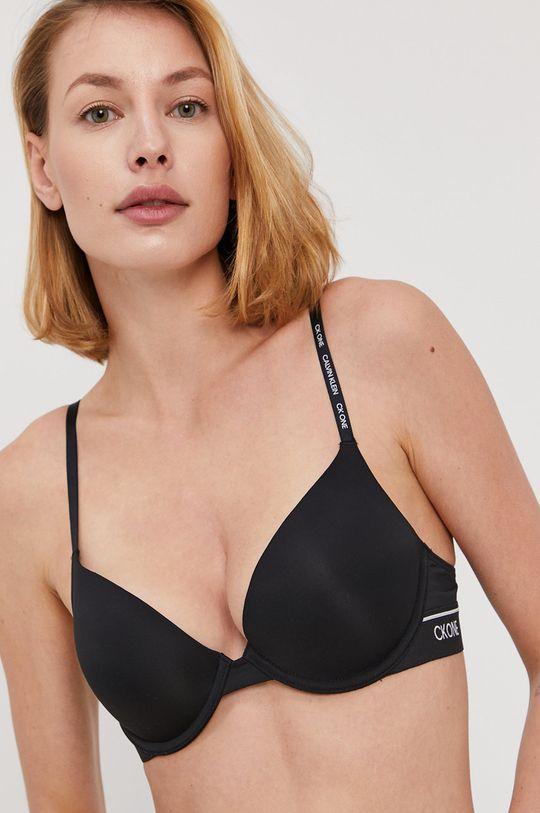 czarny Calvin Klein Underwear - Biustonosz CK One Damski