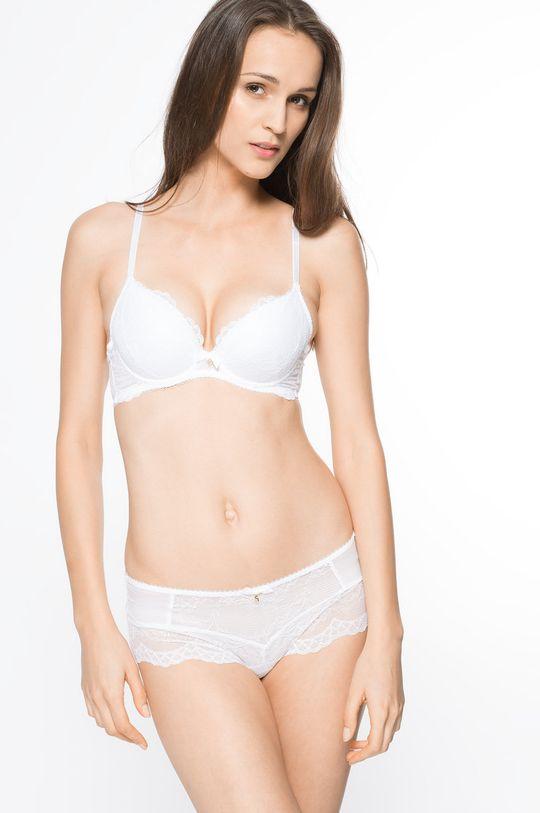 Gossard - Sutien Superboost Lace Plunge alb