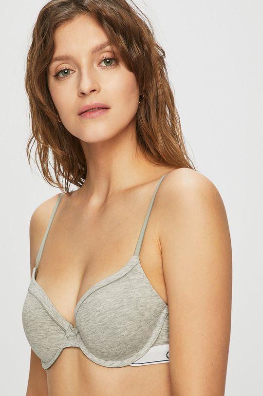 szary Calvin Klein Underwear - Biustonosz Damski
