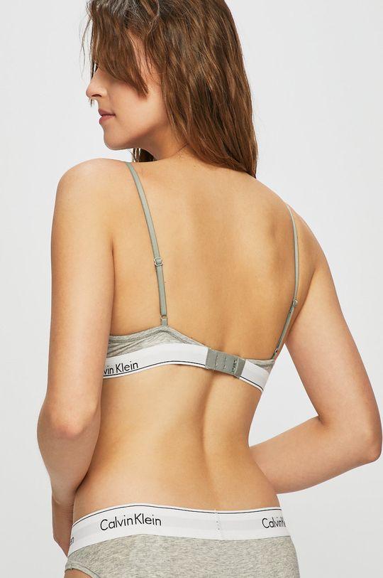 Calvin Klein Underwear - Biustonosz szary