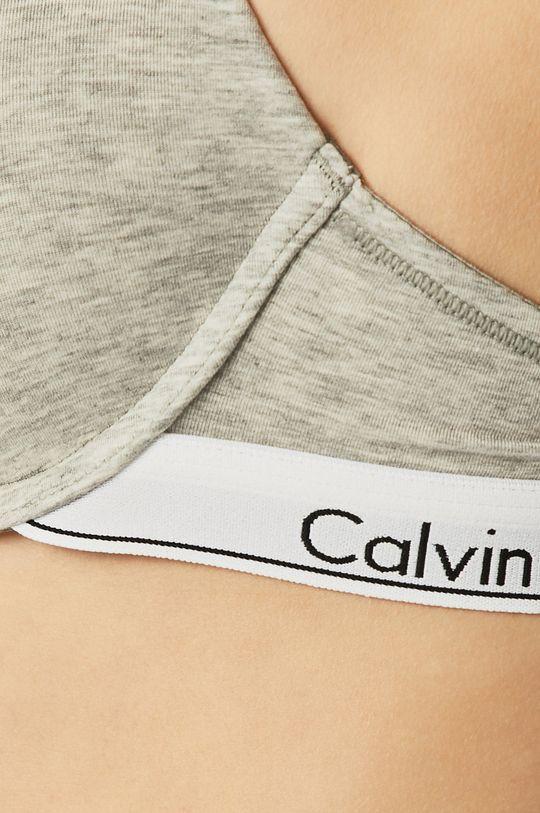 szary Calvin Klein Underwear - Biustonosz