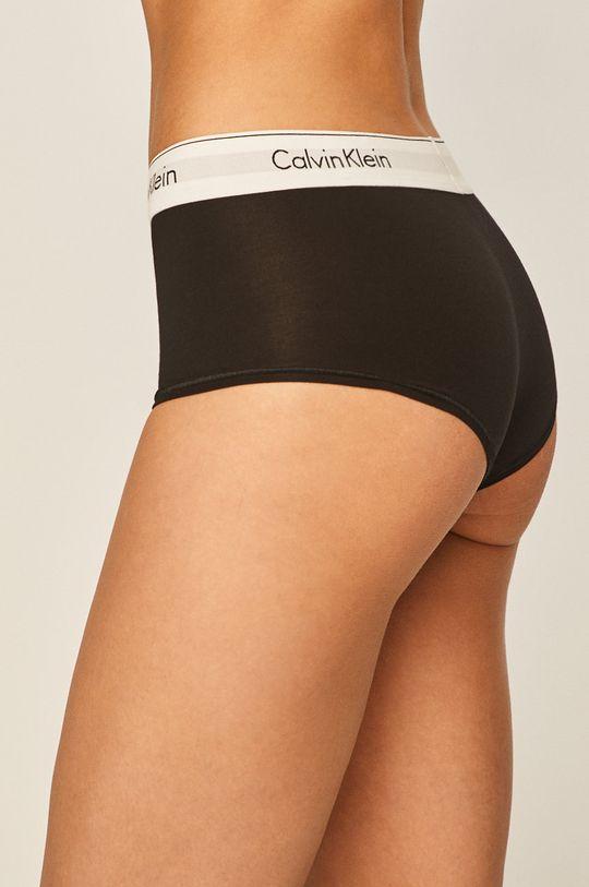 Calvin Klein Underwear - Figi Boyshort czarny