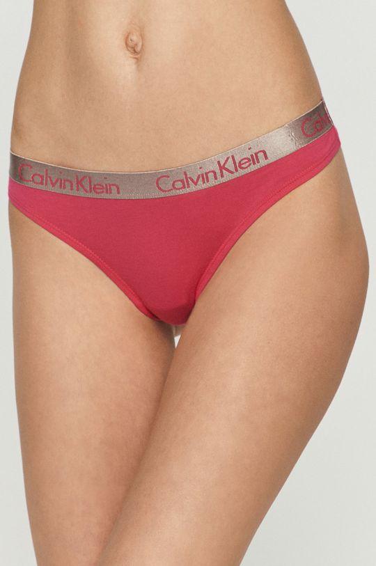 ostry różowy Calvin Klein Underwear - Bielizna 000QD3539E Damski