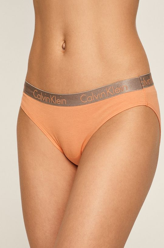oranžová Calvin Klein Underwear - kalhotky Dámský