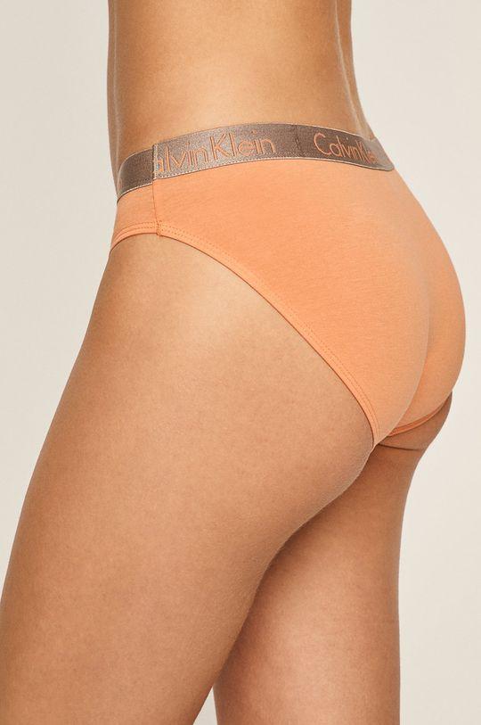 Calvin Klein Underwear - kalhotky oranžová