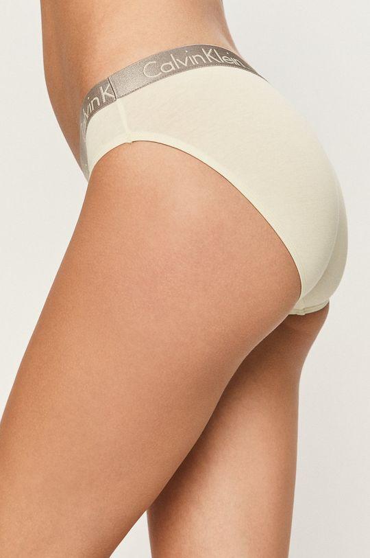 Calvin Klein Underwear - kalhotky světle zelená