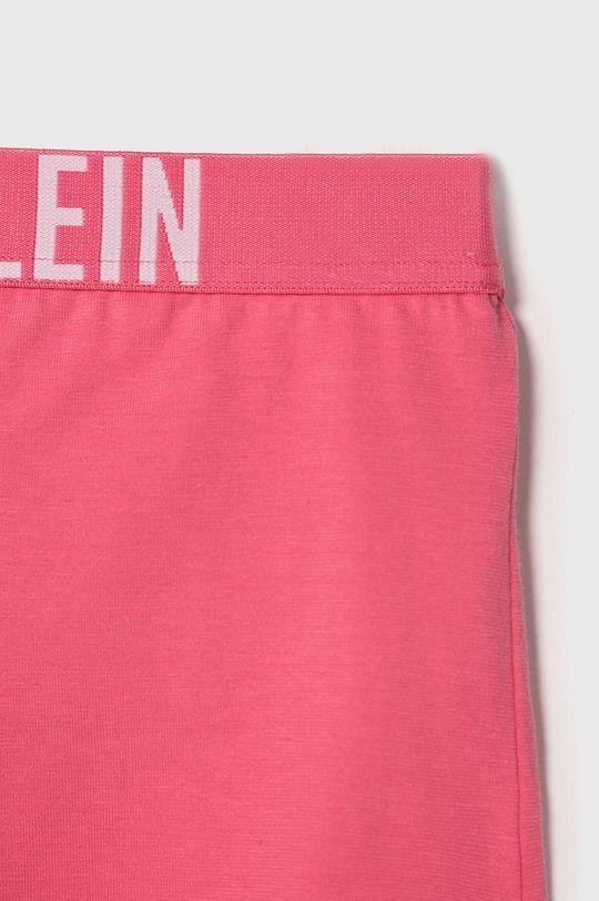 růžová Calvin Klein Underwear - Dětské pyžamo 104-176 cm