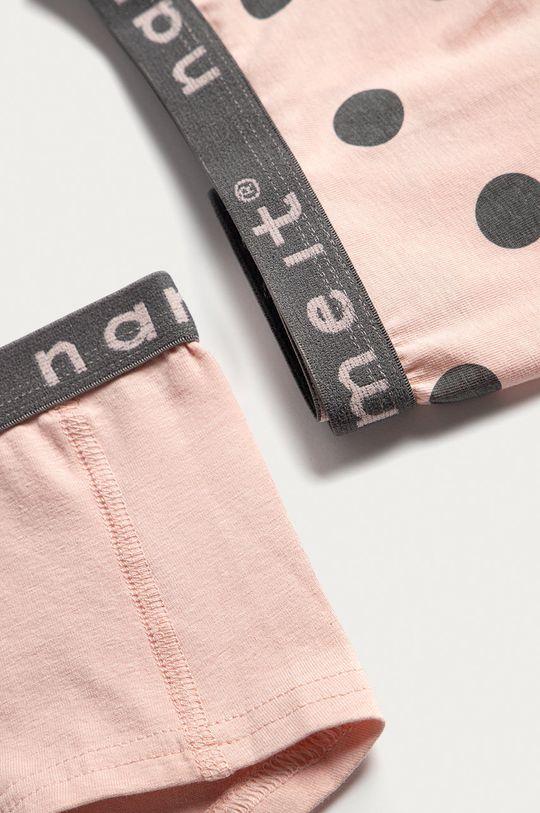 Name it - Dětské kalhotky (2-pack)  95% Organická bavlna, 5% Elastan