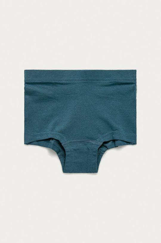 Name it - Detské nohavičky (3-pak) ružovofialová
