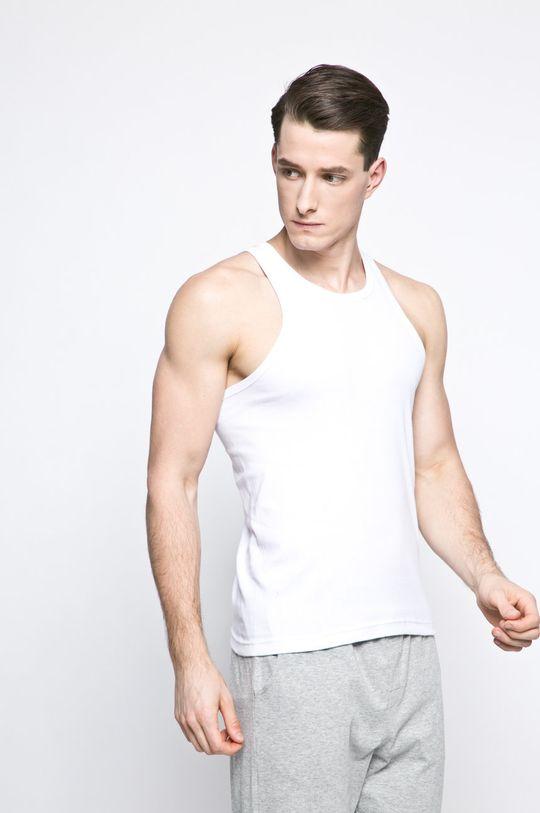 bílá Henderson - Pyžamové tričko Pánský