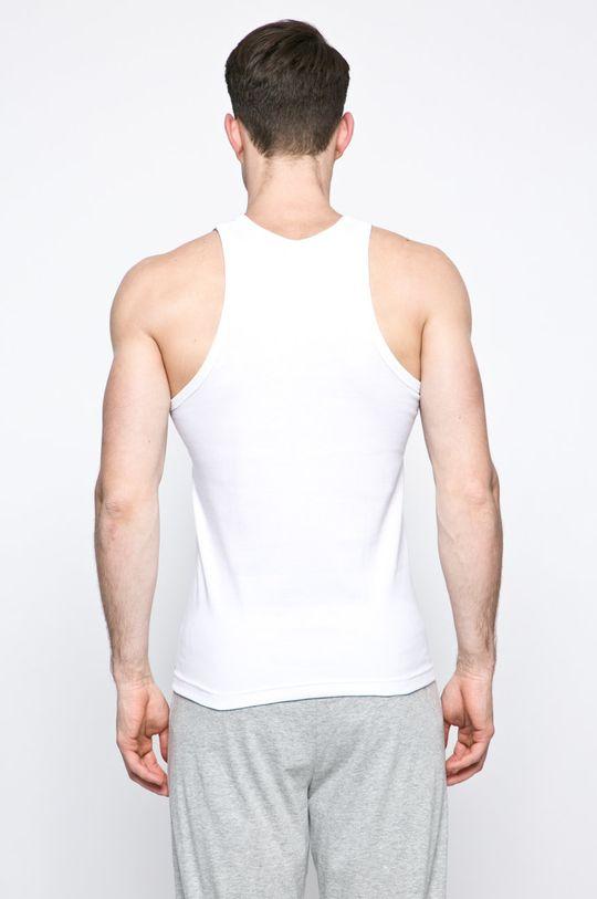 Henderson - Pyžamové tričko bílá