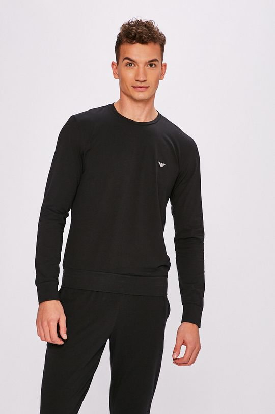 Emporio Armani - Pyžamo čierna
