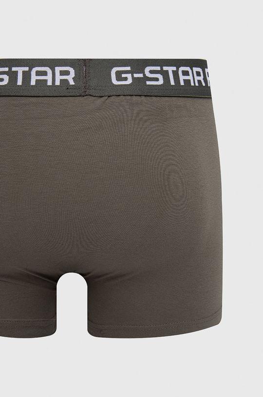 G-Star Raw - Boxeralsó (3 db)  95% pamut, 5% elasztán
