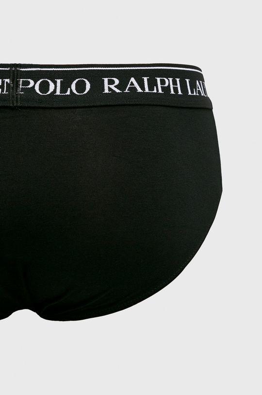 Polo Ralph Lauren - Slipy (3-pack) czarny