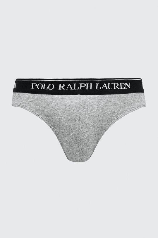 biały Polo Ralph Lauren - Slipy (3-pack) Męski
