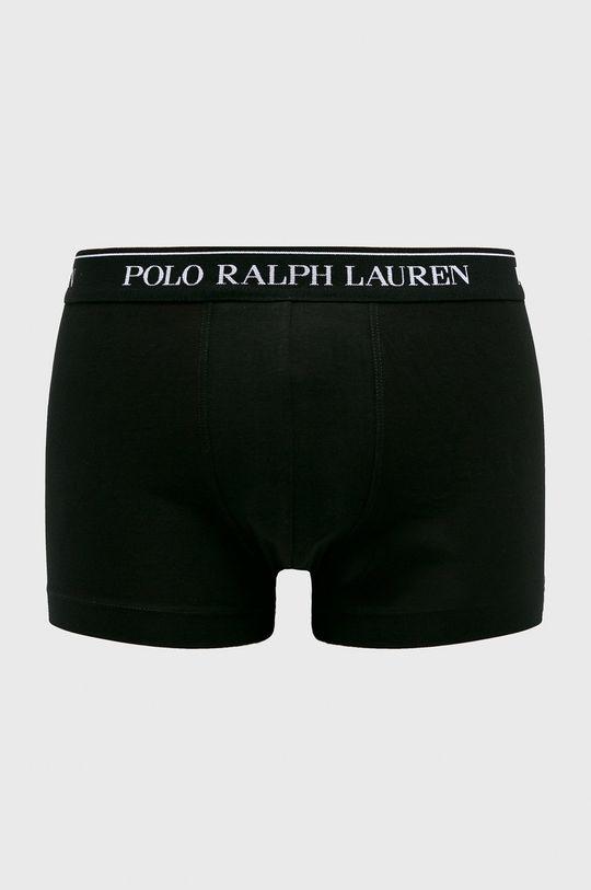 czarny Polo Ralph Lauren - Bokserki Męski