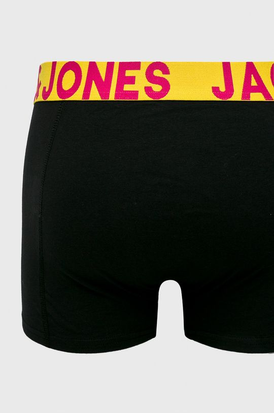 czarny Jack & Jones - Bokserki (3-pack)