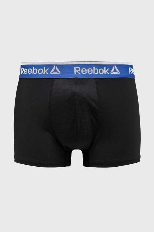 čierna Reebok - Boxerky (3 -pak) Pánsky