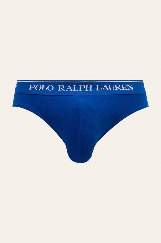 Polo Ralph Lauren - Spodní prádlo (3-pack) modrá