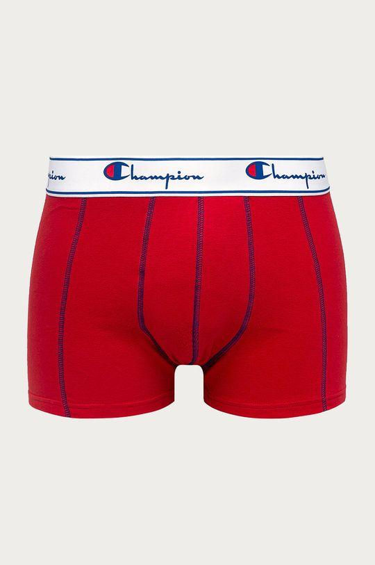 Champion - Boxerky (2 pack) červená