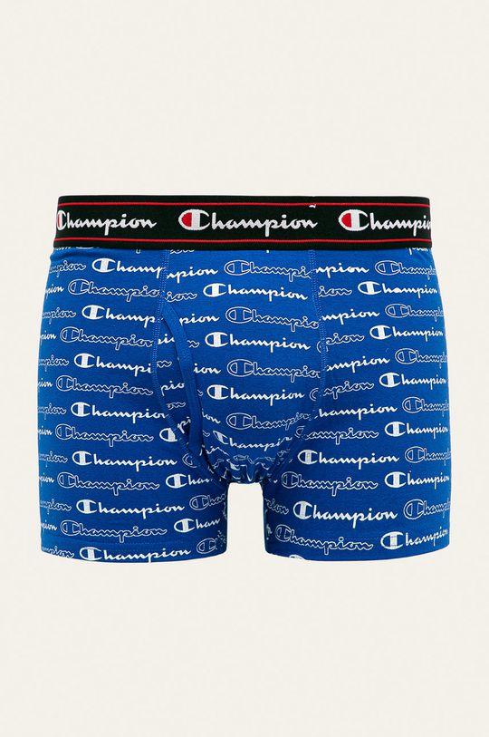 modrá Champion - Boxerky Pánský