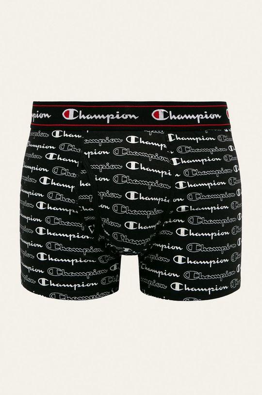 negru Champion - Boxeri De bărbați