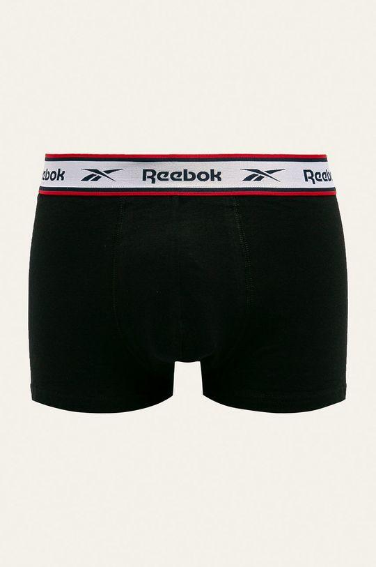 Reebok - Boxerky (3-pack) vícebarevná