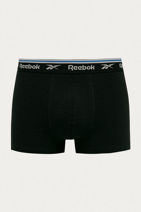 černá Reebok - Boxerky (3-pack)