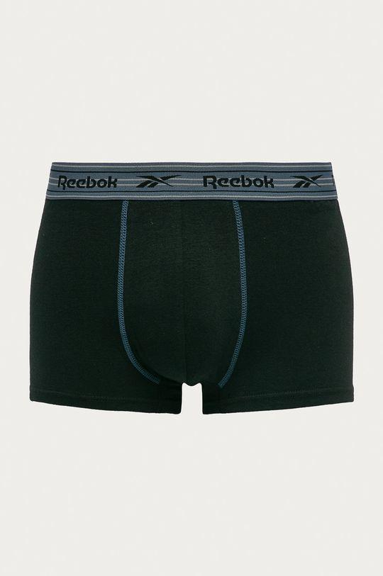 Reebok - Boxerky (3-pack) černá