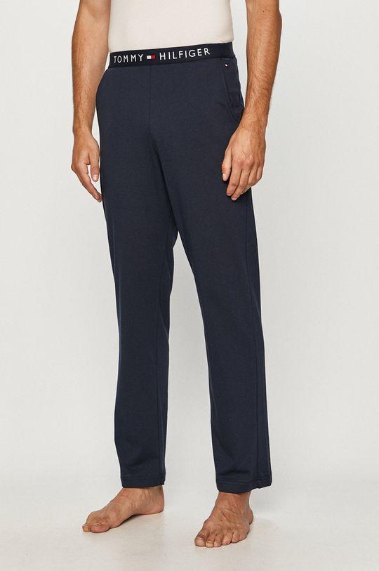 námořnická modř Tommy Hilfiger - Pyžamové kalhoty Pánský