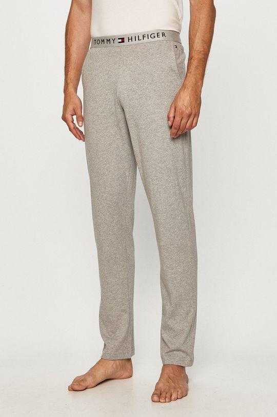 šedá Tommy Hilfiger - Pyžamové kalhoty Pánský