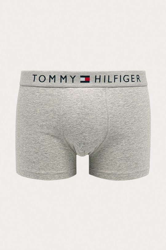 szary Tommy Hilfiger - Bokserki Męski