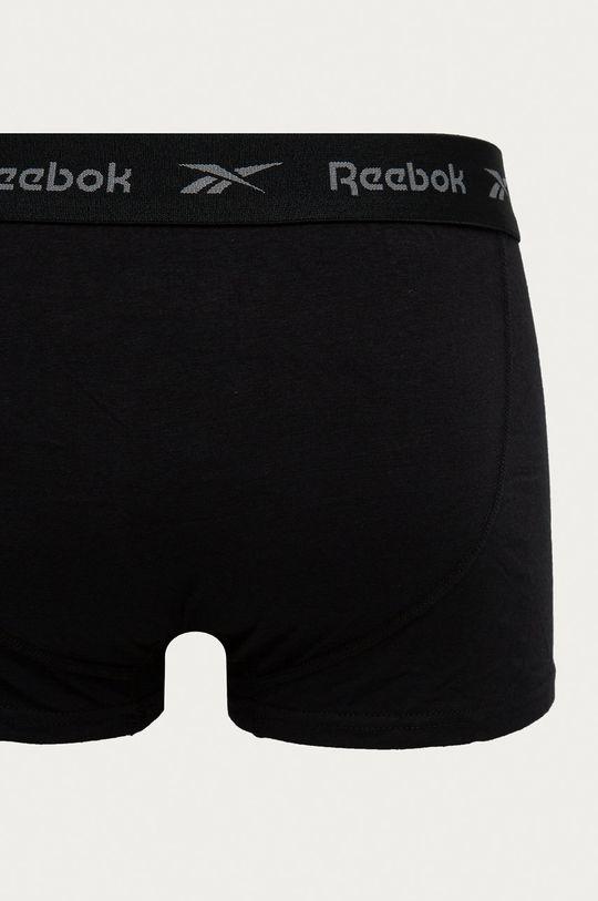 Reebok - Bokserki (4-pack) Męski