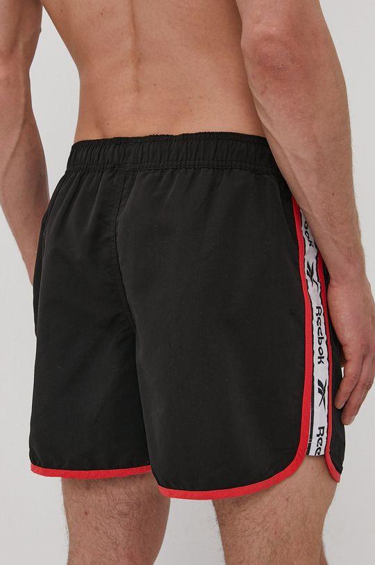 Reebok - Plavkové šortky černá