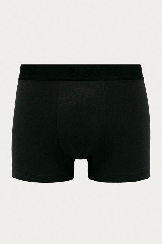 černá Levi's - Boxerky (3-pack)