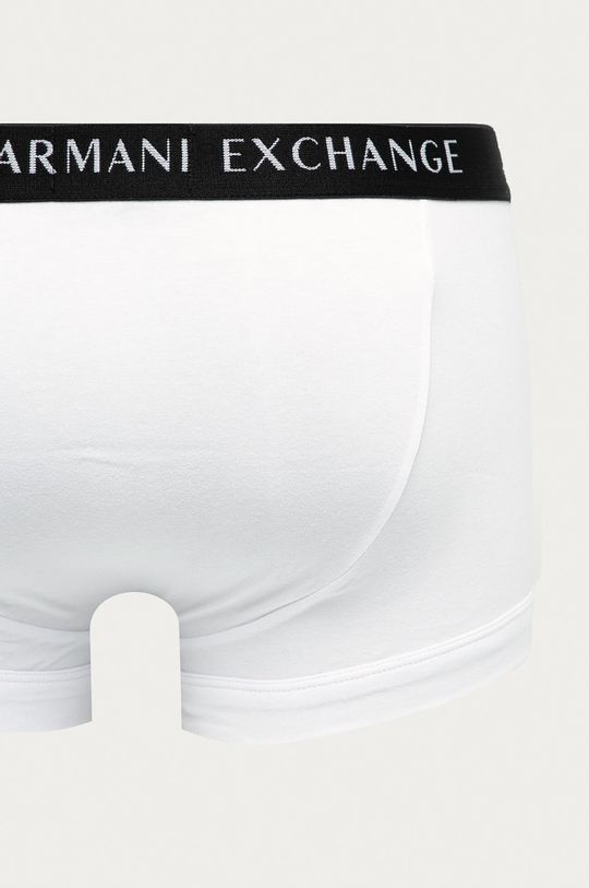 Armani Exchange - Boxerky (3-pack)  95% Bavlna, 5% Elastan