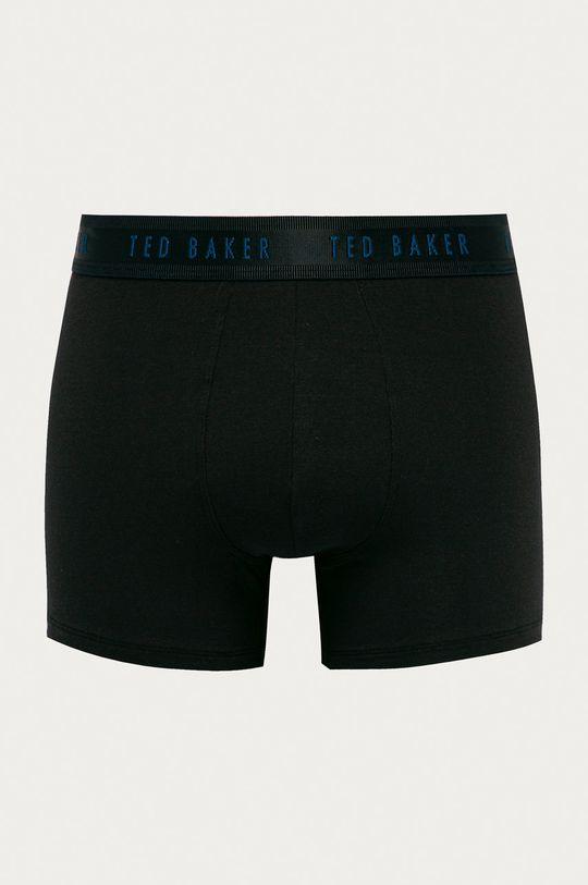 czarny Ted Baker - Bokserki (2-pack) Męski