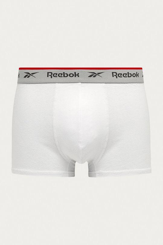Reebok - Bokserki (3-pack) 95 % Bawełna, 5 % Elastan