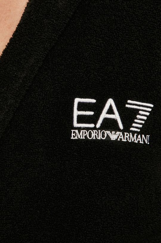 čierna EA7 Emporio Armani - Župan