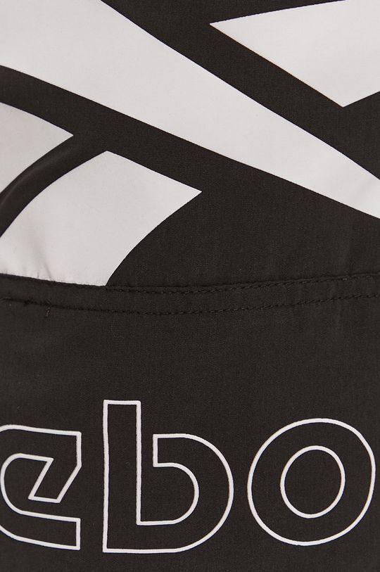 czarny Reebok - Szorty kąpielowe